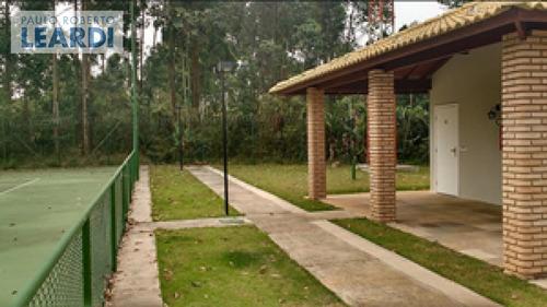 terreno em condomínio residencial real park - arujá - ref: 503770