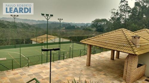 terreno em condomínio residencial real park - arujá - ref: 509093