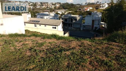 terreno em condomínio residencial real park - arujá - ref: 509191