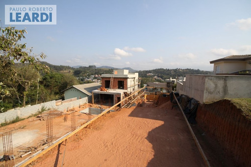 terreno em condomínio suru - santana de parnaíba - ref: 556316