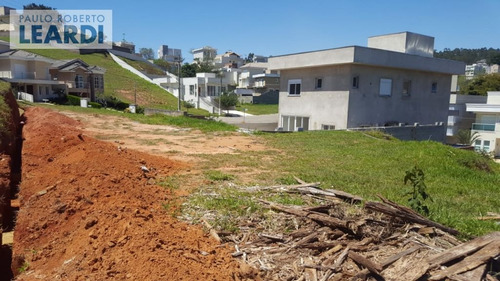terreno em condomínio suru - santana de parnaíba - ref: 557914