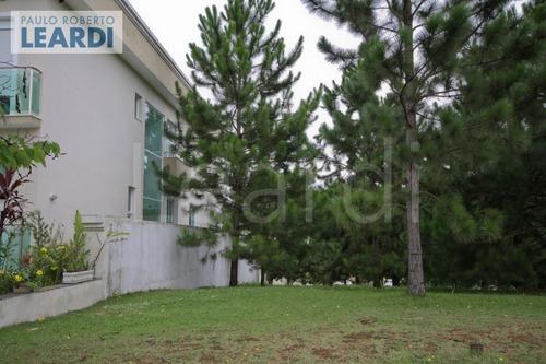 terreno em condomínio tamboré - barueri - ref: 491332