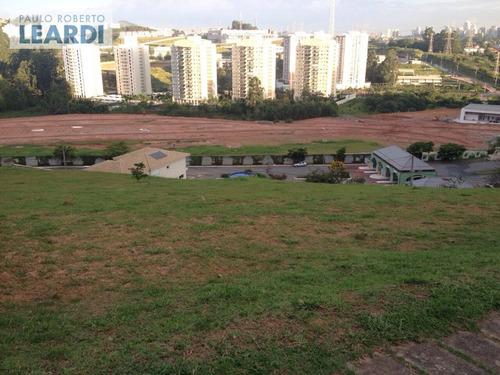 terreno em condomínio tamboré - santana de parnaíba - ref: 427154