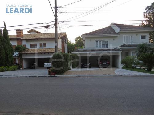 terreno em condomínio tamboré - santana de parnaíba - ref: 451266