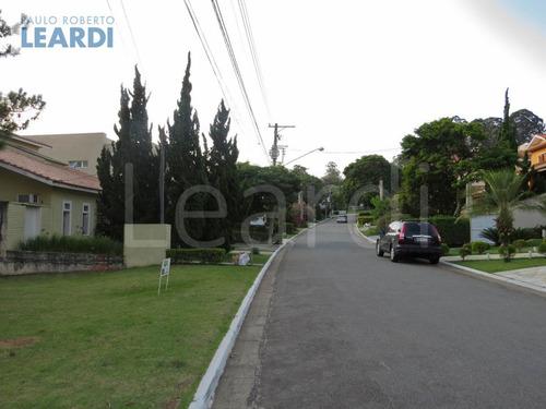 terreno em condomínio tamboré - santana de parnaíba - ref: 451403
