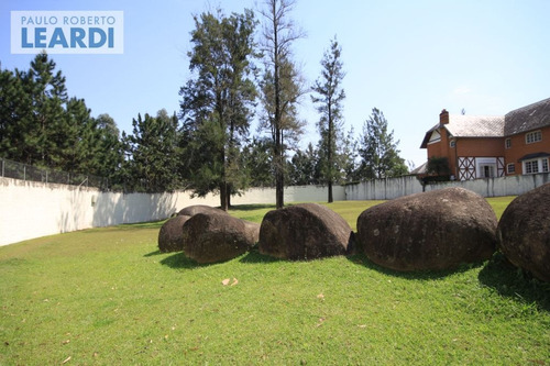 terreno em condomínio tamboré - santana de parnaíba - ref: 479070