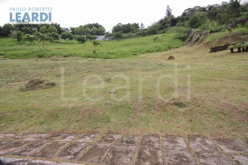 terreno em condomínio tamboré - santana de parnaíba - ref: 492347
