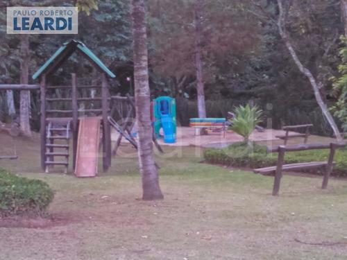 terreno em condomínio tamboré - santana de parnaíba - ref: 493167