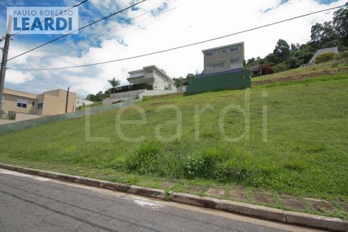 terreno em condomínio tamboré - santana de parnaíba - ref: 493196