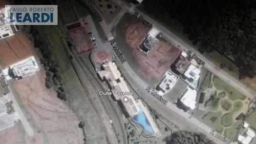 terreno em condomínio tamboré - santana de parnaíba - ref: 502604