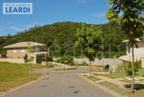terreno em condomínio tamboré - santana de parnaíba - ref: 507624