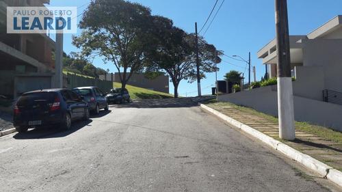 terreno em condomínio tamboré - santana de parnaíba - ref: 533339