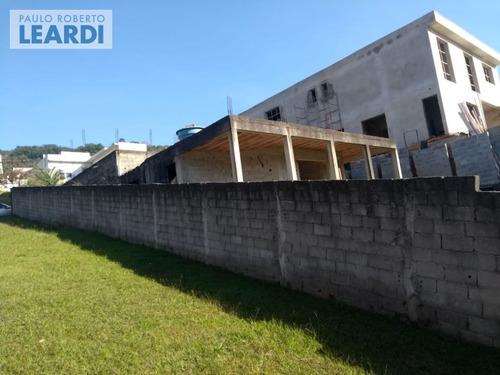 terreno em condomínio tamboré - santana de parnaíba - ref: 547273