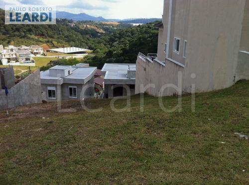 terreno em condomínio tanquinho - santana de parnaíba - ref: 556089