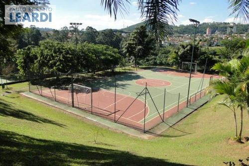 terreno em condomínio tarumã - santana de parnaíba - ref: 413946