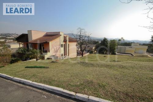 terreno em condomínio tarumã - santana de parnaíba - ref: 512144