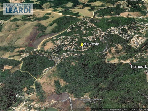 terreno em condomínio transurb - itapevi - ref: 548084