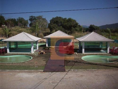 terreno em condomínio, ubatiba - te0100