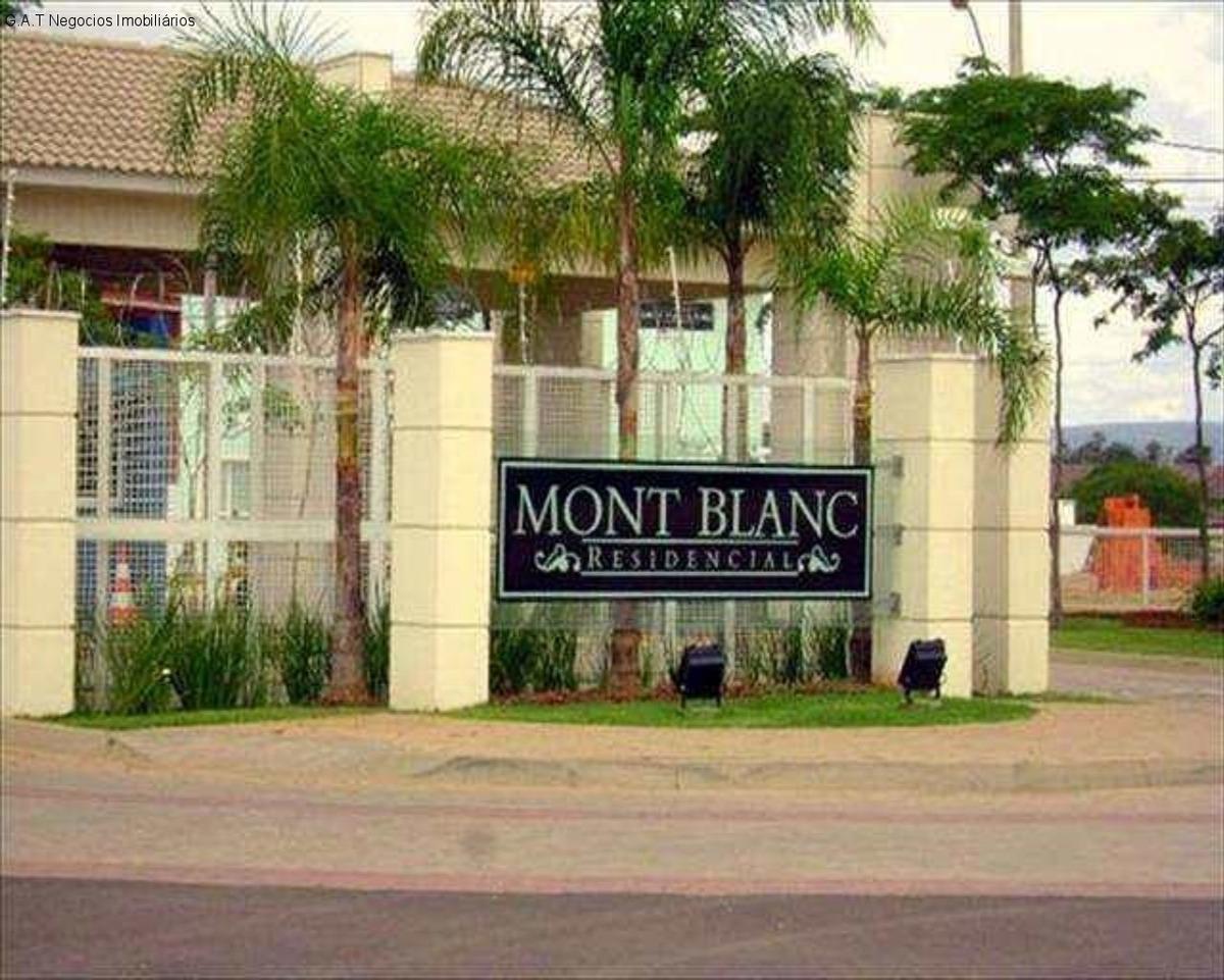 terreno em condomínio à venda no mont blanc - sorocaba/sp - tc02984 - 34689920