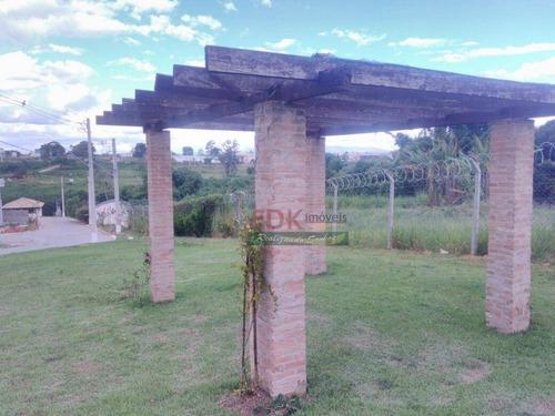 terreno em condomínio à venda, rancho grande, tremembé. vale do paraíba sp - te0563