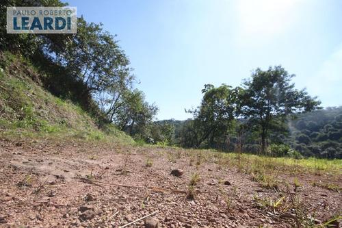 terreno em condomínio vila velha - santana de parnaíba - ref: 512861