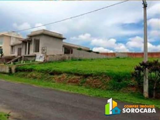 terreno  em condomínio village araçoiaba - 1483