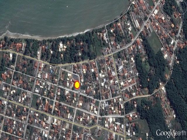 terreno em excelente localização - praia de armação - penha/sc - 180r