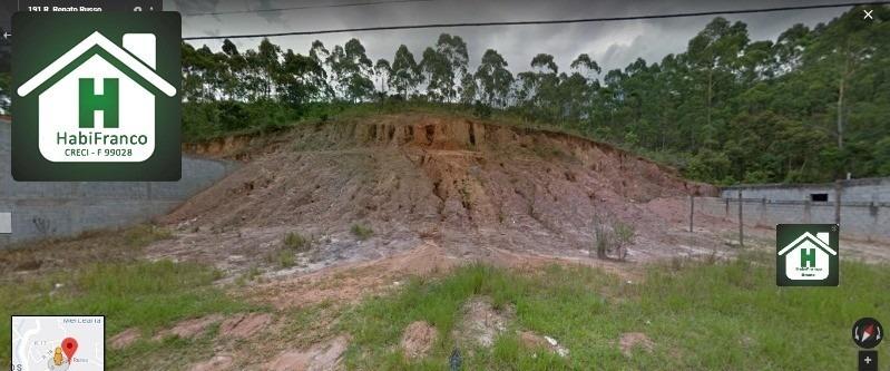 terreno em franco da rocha - região de investimento - escriturado e documentado - te00051 - 34134526