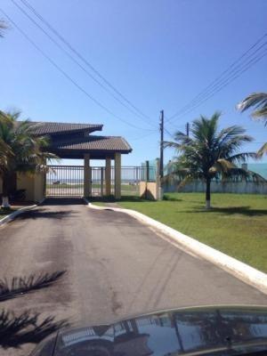 terreno em frente a praia! 330m² com escritura em condomínio