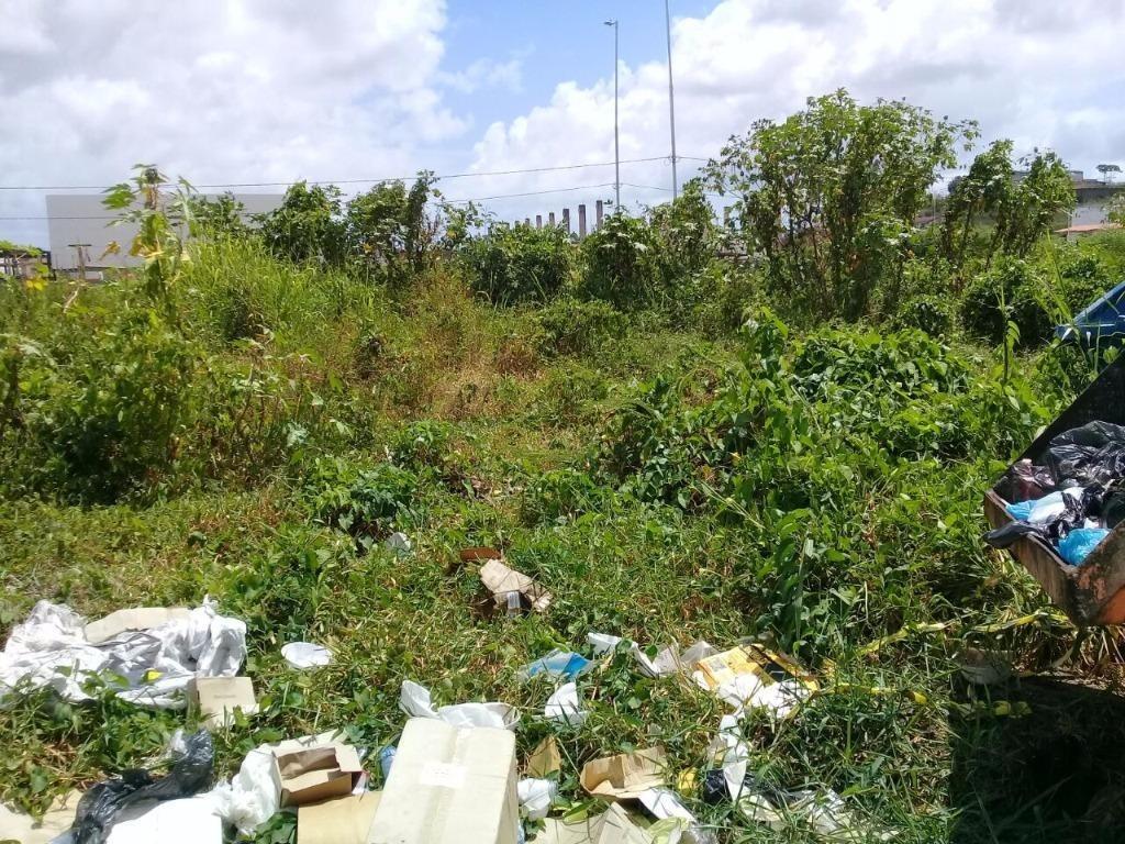 terreno em garapu, cabo de santo agostinho/pe de 0m² à venda por r$ 200.000,00 - te149317
