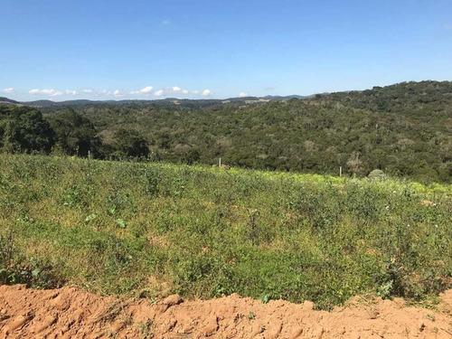 terreno em ibiuna 1200 m2 com documentação ok 97% plano