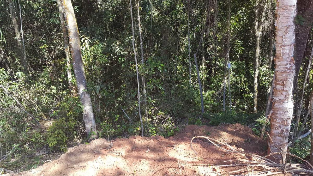 terreno em ibiúna - 1200m² - com escritura