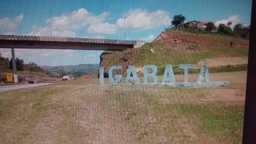 terreno em igaratá, no condominio fechado(portal de igarata)