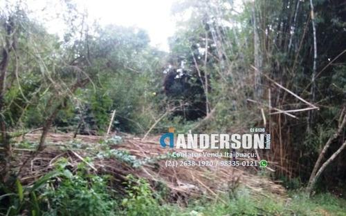 terreno em itaipuaçu 2400m²