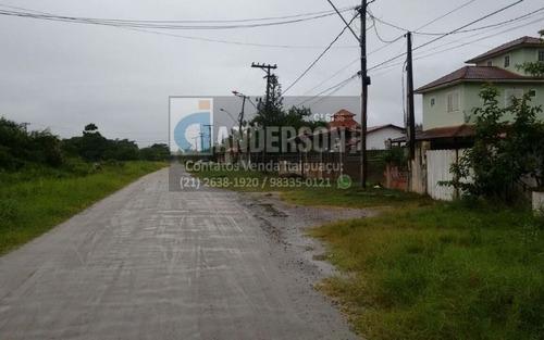 terreno em itaipuaçu 842m²