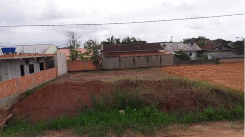 terreno em itajuba (barra velha) a aproximadamente 600 metros do mar com 300 m² (15 x 20). - 3578322