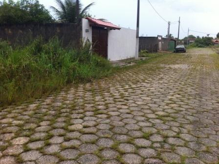 terreno em itanhaém 300m² escritura, aceita 50% + parcelas
