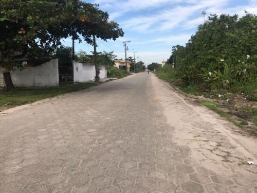 terreno em itanhaém, 312 m², lado praia - ref 4165-p