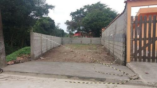 terreno em itanhaém com 200 m² - ref 4516-p