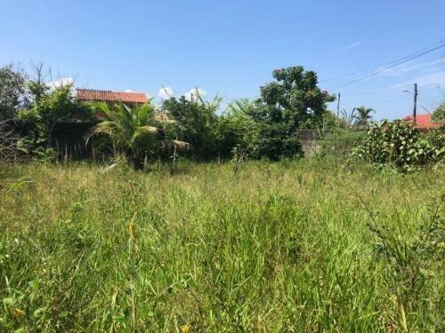 terreno em itanhaém, lado praia, confira - ref 3921-p