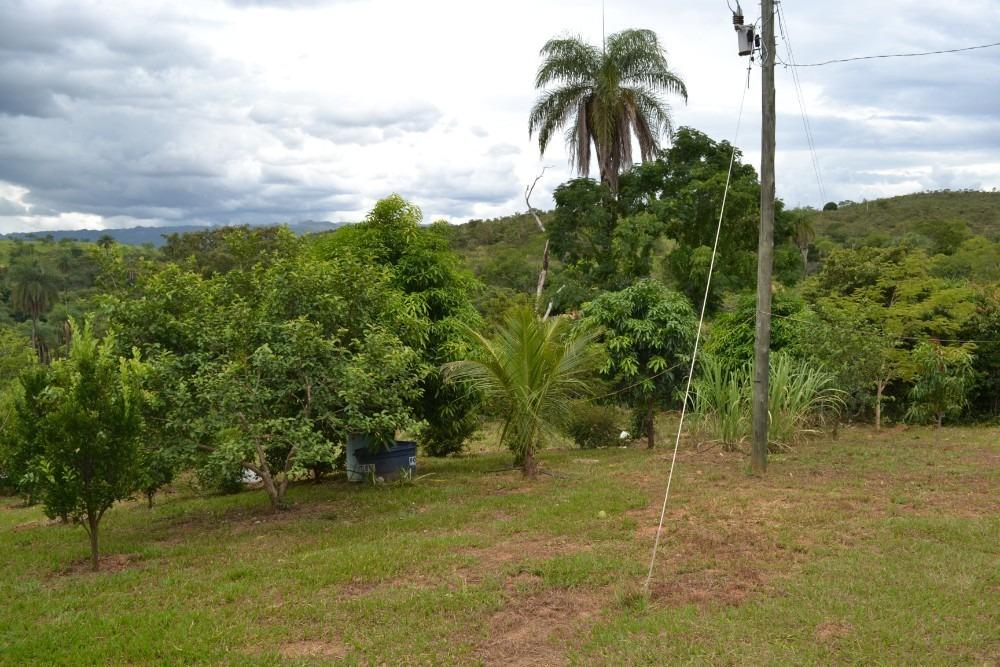terreno em jaboticatubas/mg, próximo da serra do cipó e bh