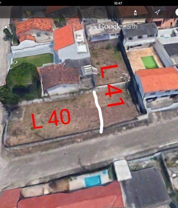 terreno em jardim atlântico, florianópolis/sc de 0m² à venda por r$ 320.000,00 - te186832
