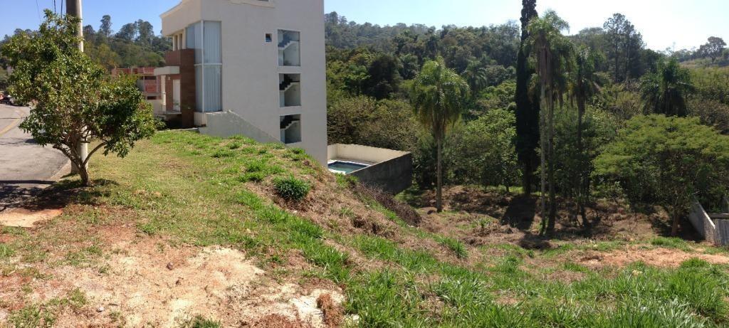 terreno em jardim caiapia, cotia/sp de 0m² à venda por r$ 185.000,00 - te307026