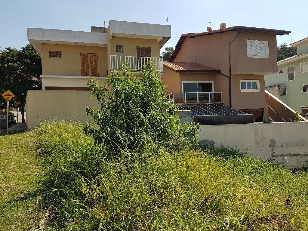 terreno em jardim caiapia, cotia/sp de 0m² à venda por r$ 269.000,00 - te319926