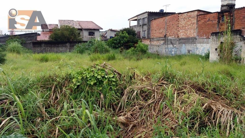 terreno em jardim ferrazense - ferraz de vasconcelos, sp - 2857