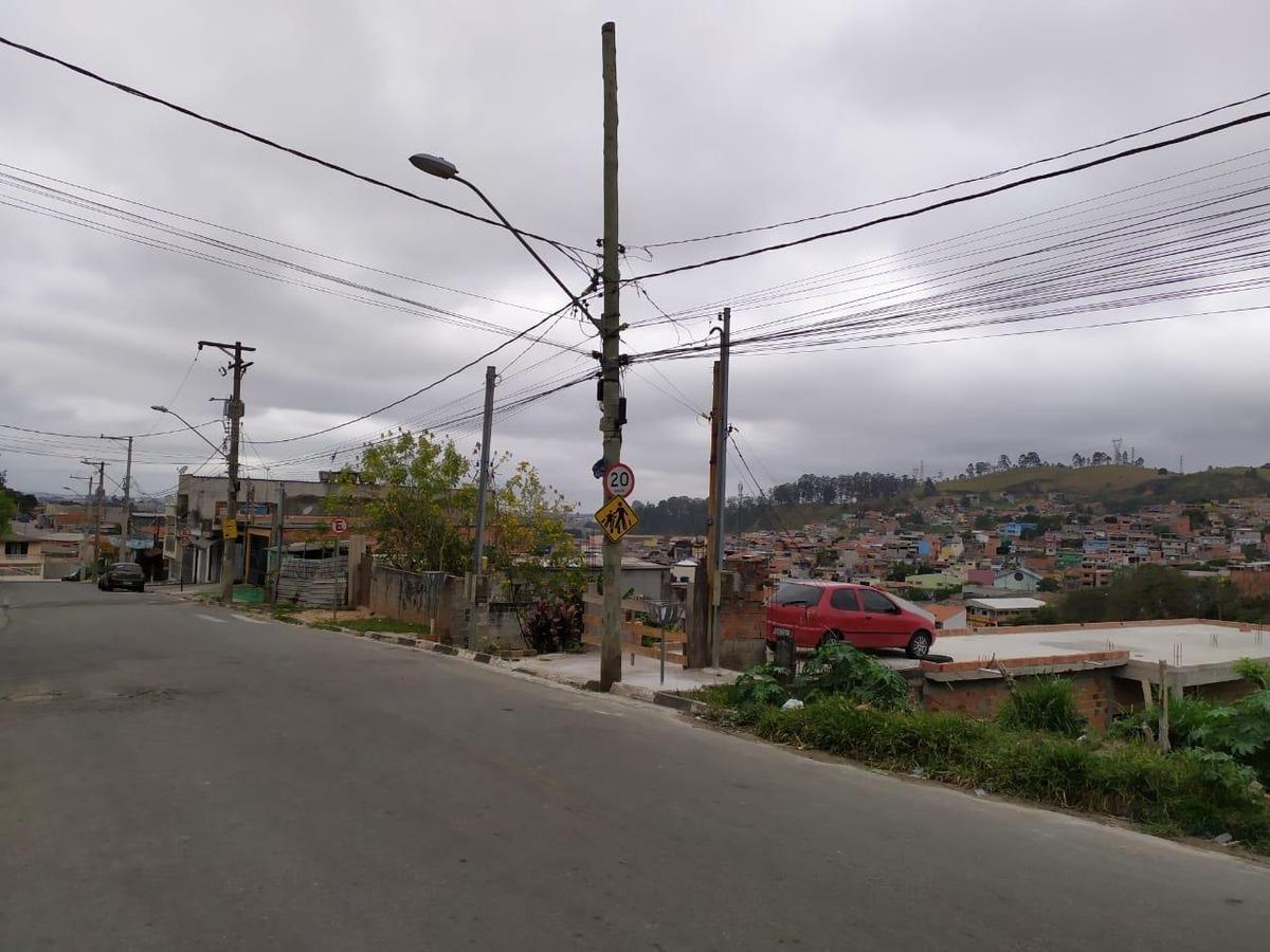 terreno em jardim fortaleza, guarulhos/sp de 0m² à venda por r$ 160.000,00 - te331190