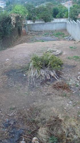 terreno em jardim imperial, atibaia/sp de 300m² à venda por r$ 150.000,00 - te101010