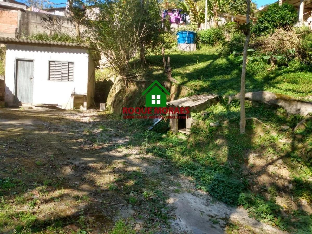 terreno em juquitiba - 500m², frente com asfalto. ref:0094