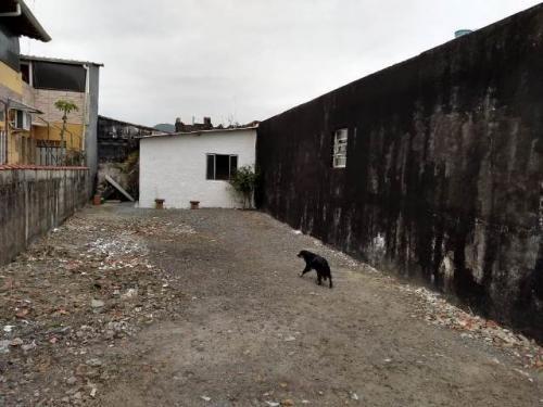 terreno em local comercial, em mongaguá