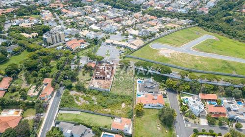 terreno em localização privilegiada no jardim panorama em vinhedo/sp - te3366